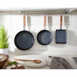 Сковорода Oslo IH 13*18 см для индукционных плит без крышки