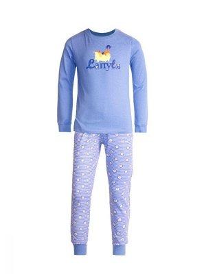 Пижама для девочек арт 11350