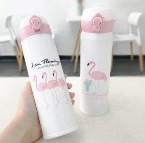 """Термос """"Фламинго"""""""