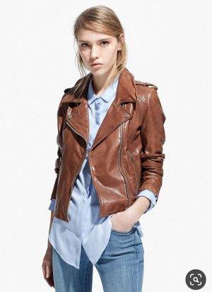 Кож. куртка JI♥♥ Германия