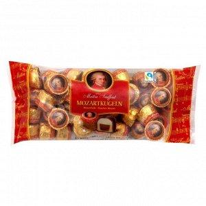 Конфеты марципановые Mozartkugeln ma?tre truffout с двойным слоем шоколада, 800 г