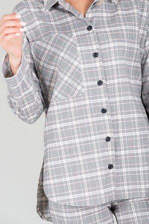 Брюки и жакет-рубашка 56169