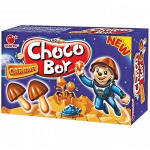 Чоко Бой Карамель-большая пачка, 100 г