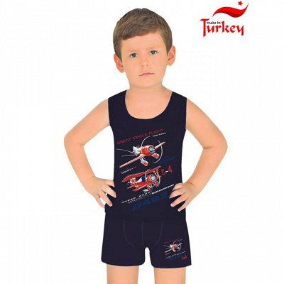 SladikMladik.Турецкий трикотаж и бельё. Школа. Цены 👍 — Мальчики (нижнее бельё) — Белье