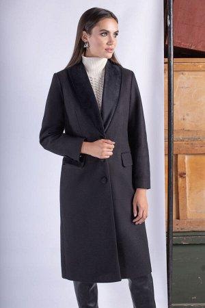 Пальто Пальто URS 20-294/1  Состав: ПЭ-75%; Шерсть-5%; Акрил-20%; Сезон: Осень-Зима Рост: 164  Пальто классического фасона, которое будет актуально всегда. Это прекрасная возможность дополнить ваш га