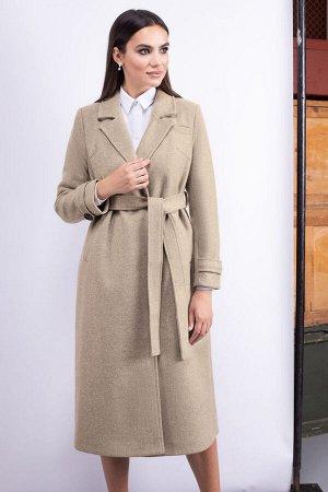 Пальто Пальто URS 20-431/1  Состав: ПЭ-75%; Шерсть-5%; Акрил-20%; Сезон: Осень-Зима Рост: 164  Пальто элемент в женском гардеробе, обойтись без которого трудно самой продвинутой и модной леди. Оно по
