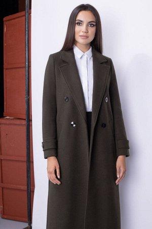 Пальто Пальто URS 20-432/2  Состав: ПЭ-75%; Шерсть-5%; Акрил-20%; Сезон: Осень-Зима Рост: 164  Пальто представляет собой синтез классического фасона и современного стиля кэжуал. Модель прекрасно соче
