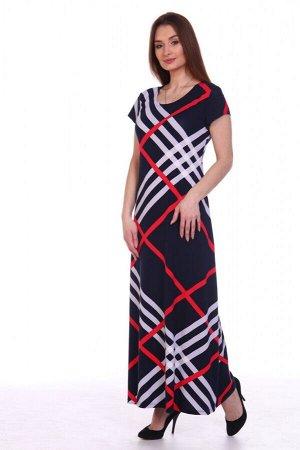 """727 Платье """"Красный"""""""