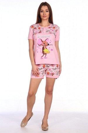 """702 Пижама """"Розовый"""""""