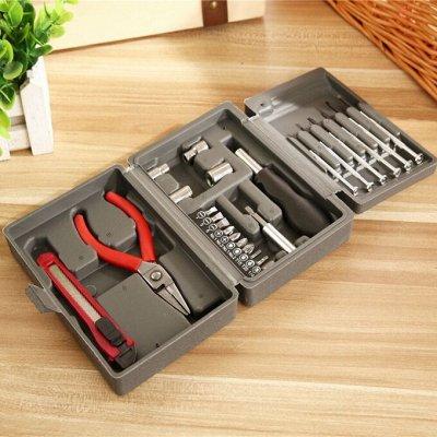 ✔ Дельта- Дискаунтер Товары для дома — Наборы ручных инструментов
