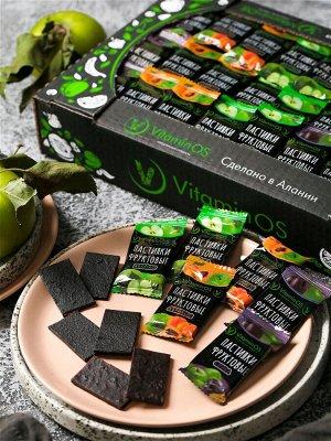 Натуральная фруктовая пастила Vitaminos ассорти 1,5 кг