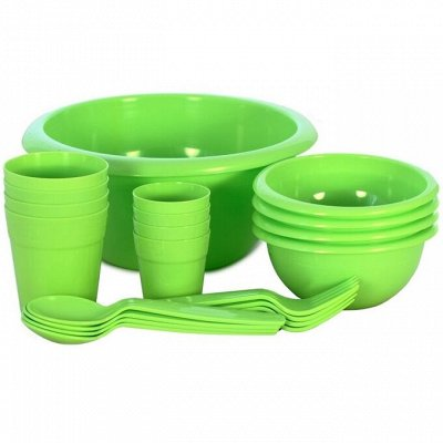 Товары для Дома и Гигиены — Пластмассовая посуда — Пластмассовая посуда