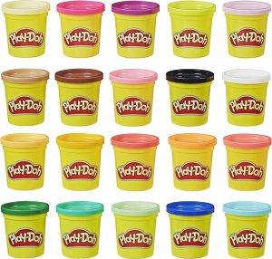 Хасбро масса для лепки Play-Doh 1 цвет