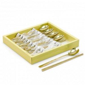Набор ложек и палочек на 5 персон DMK-423