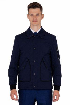 Куртка Сезон демисезонные. Цвет синий. Состав нейлон-68%, спандекс-32%. Бренд EU-MENS