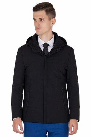 Куртка Сезон демисезонные. Цвет чёрный. Состав нейлон-84%, спандекс-16%. Бренд EU-MENS