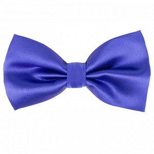Бабочка Цвет фиолетовый. Состав микрофибра 100%. Длина, см 12. Ширина, см 7. Фактура полоса