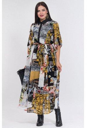 Платье Amelia Lux 3163