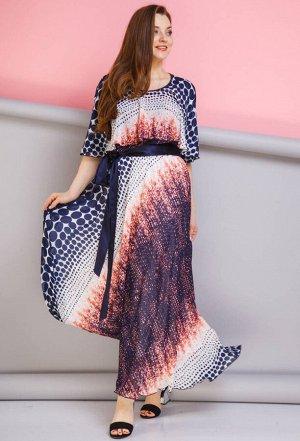 Платье Anastasia 263 розовый
