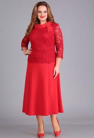 Платье Anastasia Mak 665 красный