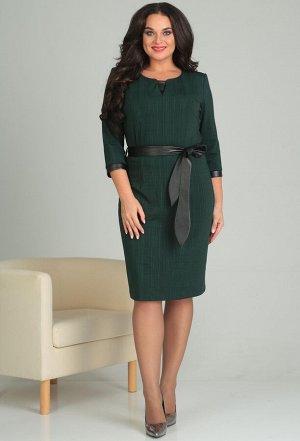 Платье Anastasia Mak 565 зеленый