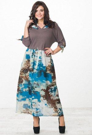 Платье Amelia Lux 0487