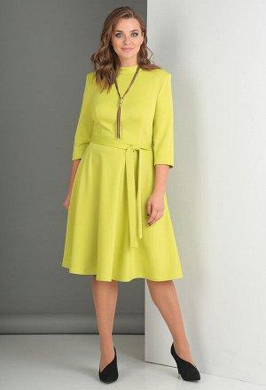 Платье Anastasia Mak 530 желтый