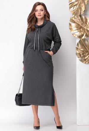 Платье Michel Chic 950 серый