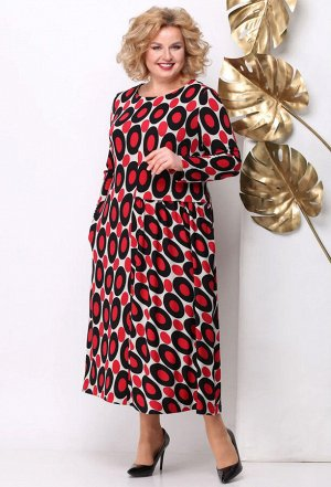 Платье Michel Chic 943 красный