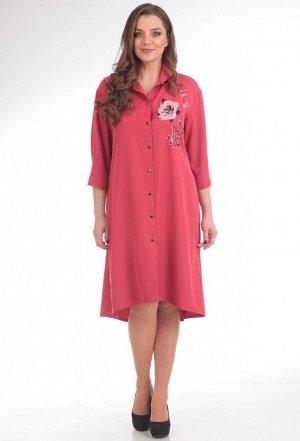 Платье Anastasia Mak 485 малина
