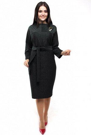 Платье Amelia Lux 3229 черный