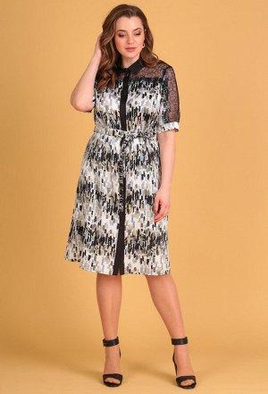Платье Anastasia Mak 607 камешки