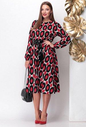 Платье Michel Chic 937 красный