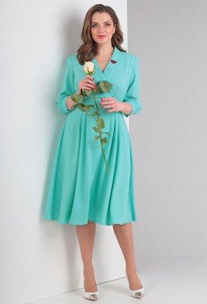 Платье Anastasia Mak 597 мята