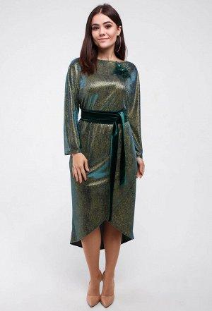 Платье Amelia Lux 3260 хамелеон