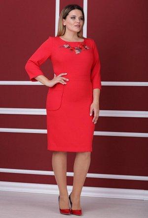 Платье Michel Chic 914 красный