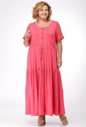 Платье Michel Chic 906 розовый