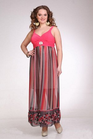 Платье Michel Chic 462 розовый