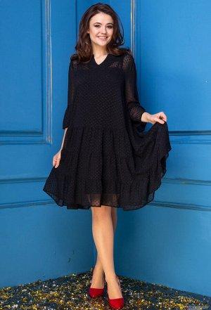 Платье Anastasia 251 черный