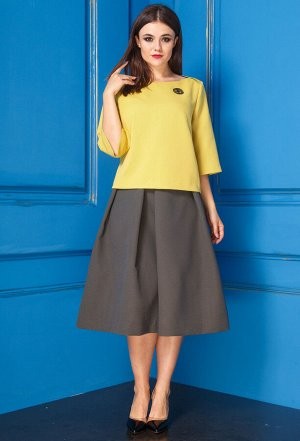 Комплект Anastasia 233 желтый