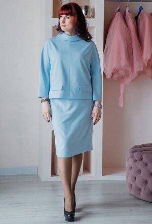 Комплект Amelia Lux 3494 голубой