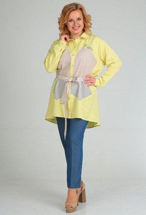 Комплект Anastasia Mak 592 желтый
