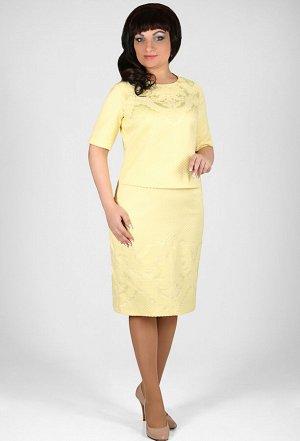 Комплект Anastasia Mak 411 желтый