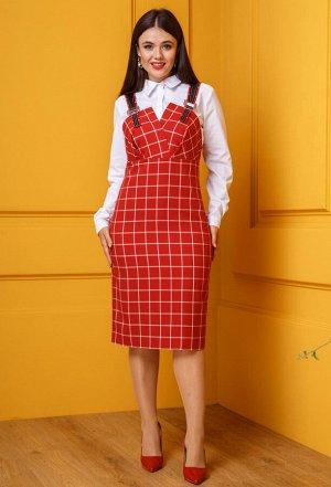 Комплект Anastasia Mak 647 красный