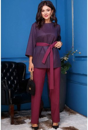 Комплект Anastasia 332-322 фиолетовый