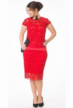 Комплект Amelia Lux 0744 красный
