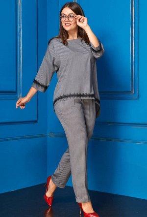 Комплект Anastasia 227 серый