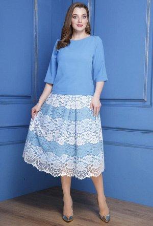 Комплект Anastasia 282 голубой