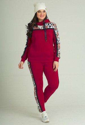 Комплект Anastasia Mak 591 красный