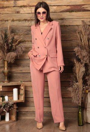 Комплект Anastasia 468 пыльно-розовый